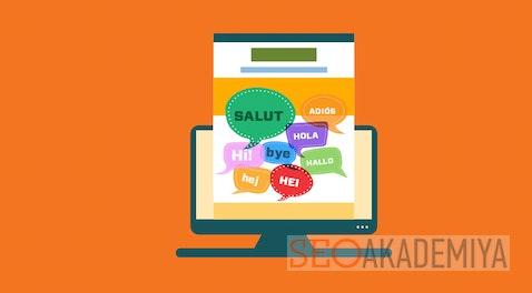 Как оптимизировать сайт на нескольких языках