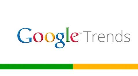 Google Trends руководство по работе