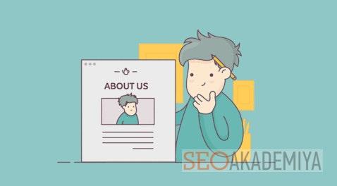 Как написать текст о компании и оформить страницу «О нас»