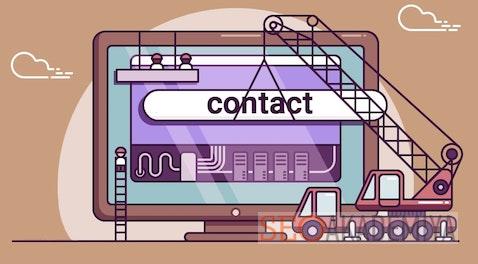 Оформление страницы контактов интернет-магазина: 5 принципов ее эффективности