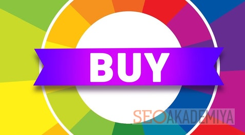Какой цвет сделать для кнопки «Купить», чтобы увеличить продажи