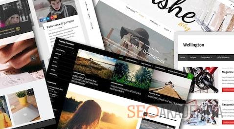 ТОП 8 тем WordPress для сайтов услуг