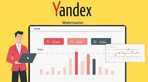 Руководство по работе с Яндекс Вебмастер