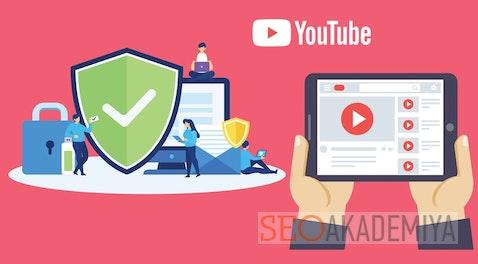 Как защитить видео на YouTube от копирования