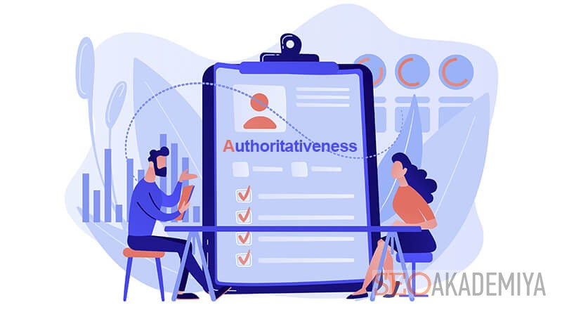 анализ авторитетности сайта