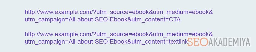 Использование UTM-меток для переходов из электронных книг