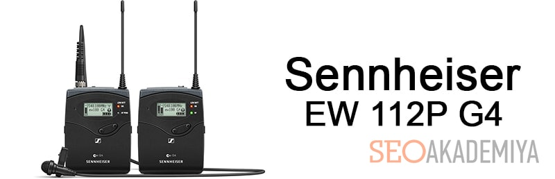 микрофон Sennheiser для съемки на youtube