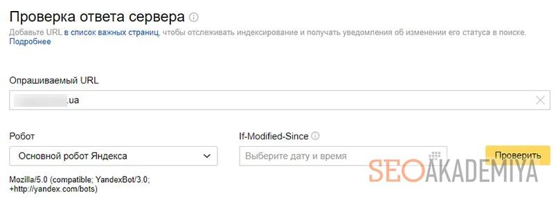 полезные инструменты в яндекс вебмастере