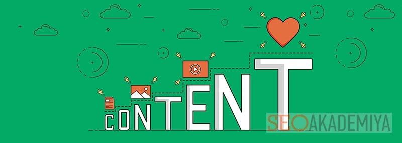 рекомендации по работе с контентом для SEO