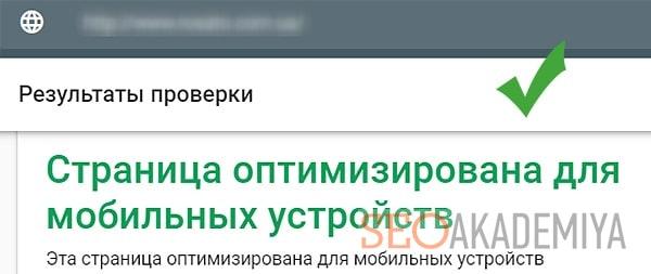 Аудит адаптивности сайта
